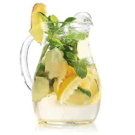 Имбирно лимонный напиток для похудения