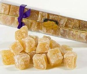 сахарный имбирь