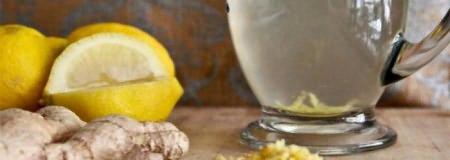рецепт имбирной настойки на водке