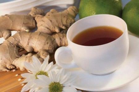 можно ли имбирный чай детям