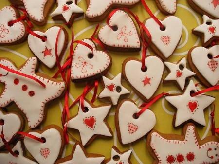 Печенье на свадьбу своими руками