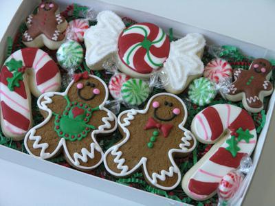 Рецепты печенья в домашних условиях к новому году
