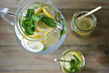 Имбирь лимон мята для похудения