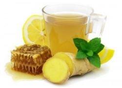 имбирь с лимоном и медом рецептдля чистки сосудов