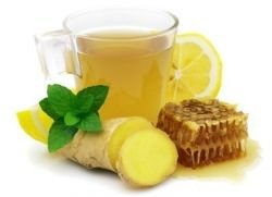 Напиток для похудения из корня имбиря