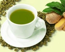 рецепт зеленого кофе с имбирем для похудения дозировка
