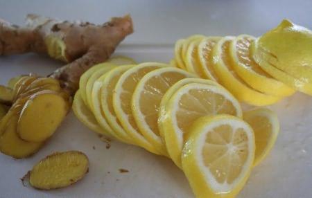 имбирь с лимоном для иммунитета