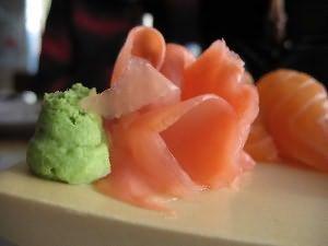 имбирь для приготовления суши
